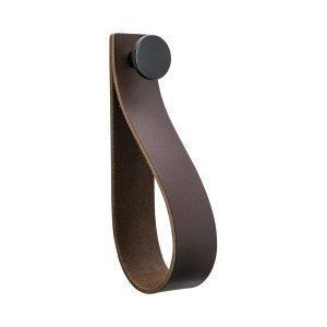 Beslag Design Loop Strap Koukku Ruskea / Musta