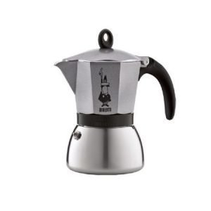 Bialetti 6 Moka Induction espressopannu