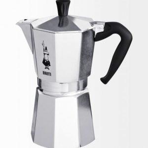 Bialetti 9 Kupin Moka Express Espressokeitin