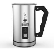 Bialetti Hot And Cold Maidonvaahdotin Ruostumaton Teräs 240 Cl