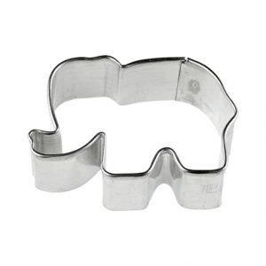 Birkmann Elefantti Piparkakkumuotti 5 mm