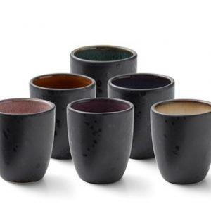 Bitz Espressokuppi Musta 10 Cl 6 Kpl