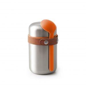 Black + Blum Ruokatermos Ruostumaton Teräs Oranssi 40 Cl