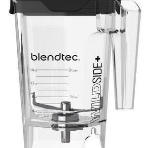 Blendtec Mini Wildside Kannu Kirkas 1.3 L