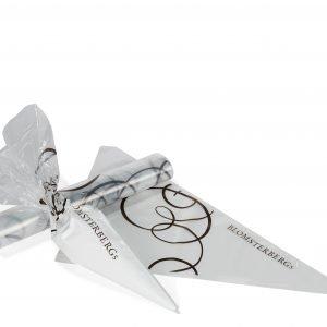 Blomsterberg Kertakäyttöiset Pursotinpussit Logo Muovi 50 Kpl