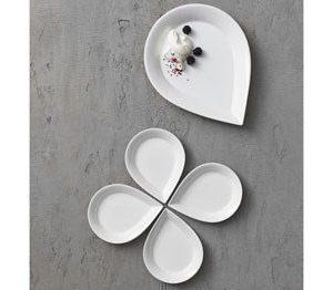 Blomsterberg Pisarakulho valkoinen matala