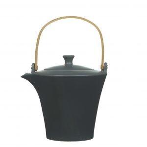 Blomsterberg Teekannu Keramiikka Harmaa 1 L