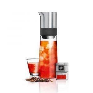 Blomus Tea Jay Jääteenvalmistaja + Resepti & Tee