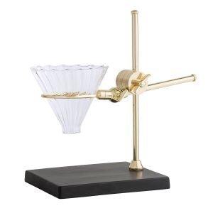 Bloomingville Kahvintiputusjalusta Kulta