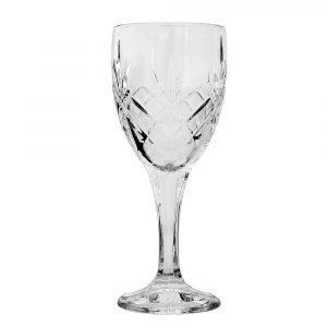 Bloomingville Kristalli Viinilasi 20 Cm