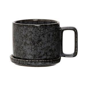 Bloomingville Noir Kahviastiat Musta