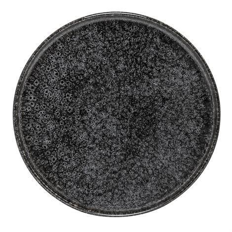 Bloomingville Noir Lautanen Ø 24 cm
