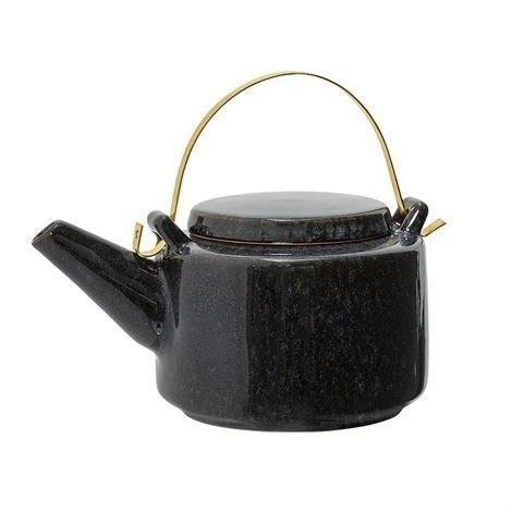 Bloomingville Noir Teekannu Ø 20 cm