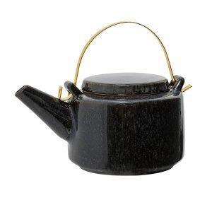 Bloomingville Noir Teekannu Musta