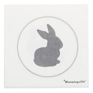 Bloomingville Servetit Kaniini
