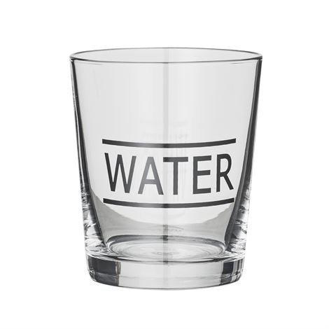 Bloomingville Water Juomalasi 10 cm