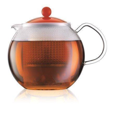 Bodum Assam Teekannu lasikahvalla 1