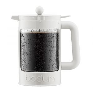 Bodum Bean Ice Coffee Maker Valkoinen 1