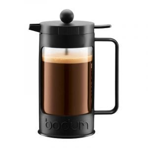 Bodum Bean Kahvinkeitin Musta 0
