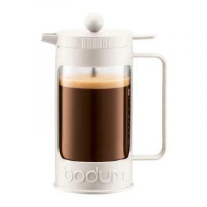 Bodum Bean Kahvinkeitin Valkoinen 0