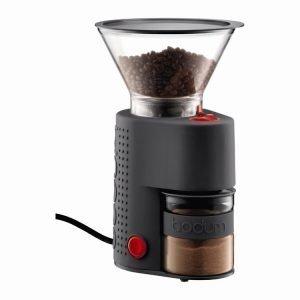 Bodum Bistro Sähköinen Kahvimylly Musta