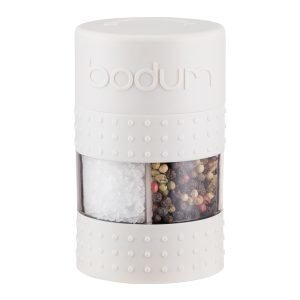 Bodum Bistro Suola & Pippurimylly Valkoinen