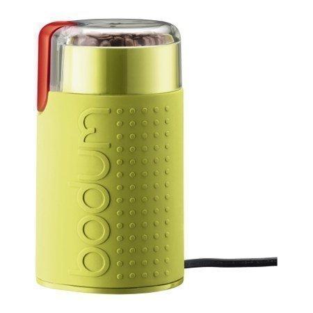 Bodum Bistro sähkökäyttöinen Kahvimylly vihreä