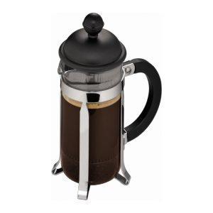 Bodum Caffettiera Pressopannu 3 Kupille Musta