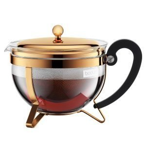 Bodum Chambord Teekannu Kulta 1