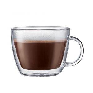 Bodum Kaksiseinänen Caffe Latte Lasi 45 Cl 2 Kpl