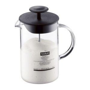 Bodum Latteo Maidonvaahdotin Musta
