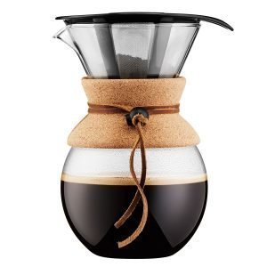 Bodum Pour Over Kahvinkeitin Korkki 1 L