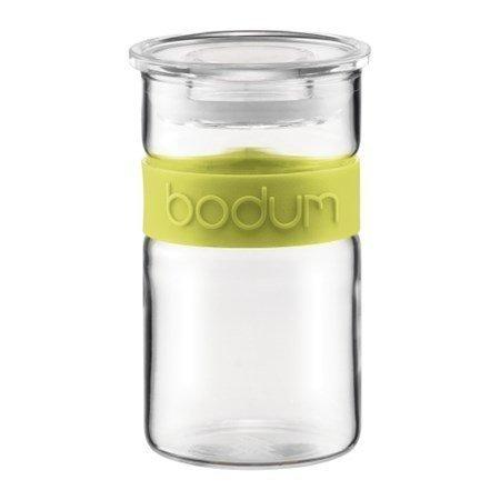 Bodum Presso Säilytyspurkki 25 cl lime