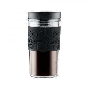 Bodum Travel Mug Matkamuki Kannellinen Musta 35 Cl
