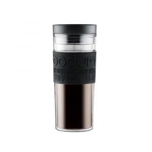 Bodum Travel Mug Matkamuki Kannellinen Musta 45 Cl