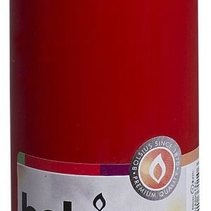 Bolsius Kynttilä Punainen 15x6 Cm