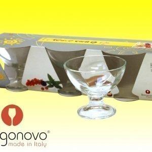 Borgonovo Jäätelökulho 3 Kpl