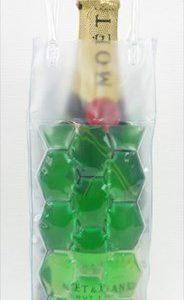 BoxinBag Freez green- Viinipullon jäähdytin