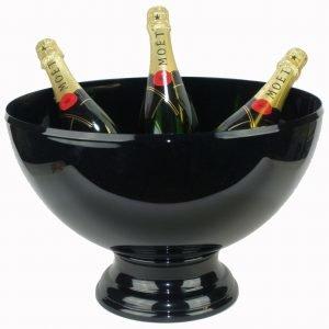 Boxinbag Spumante Nero Viininjäähdytin Musta