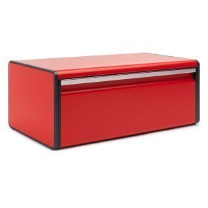 Brabantia Fall Front Leipälaatikko Passion Red