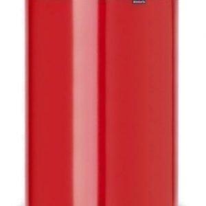 Brabantia Flatback + poljinroskis Punainen 40 L