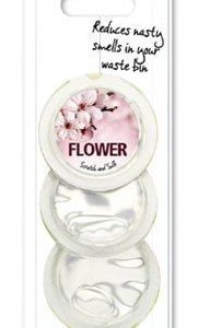 Brabantia Perfume Your Bin täyttöpaketti (3 kapselia) kukkaistuoksu