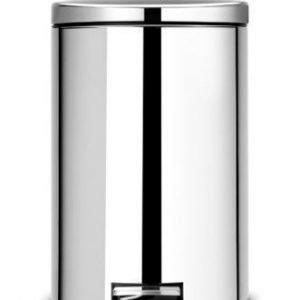 Brabantia Poljinroskis 20 L Brilliant Steel