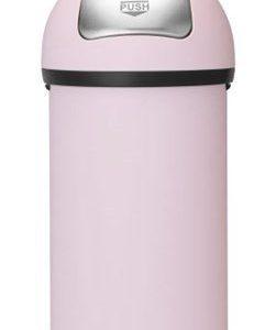 Brabantia Push Roskakori vaaleanpunainen 60 L