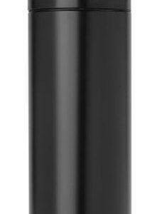 Brabantia Retro poljinroskis 30 L Matt Black