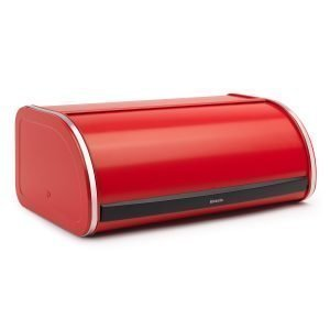 Brabantia Roll Topp Leipälaatikko Passion Red