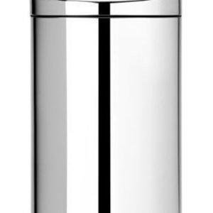 Brabantia Touch Bin® 40 L Brilliant Steel