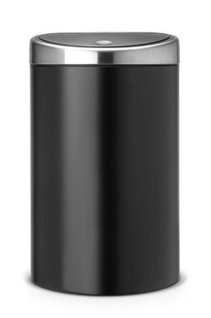 Brabantia Touch Bin® 40 L F.P.P. Kansi Matt Black