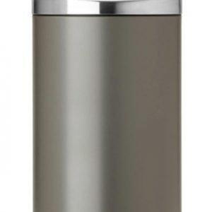 Brabantia Touch Bin® 40 L Matt Steel kansi Platinum