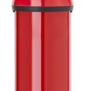 Brabantia Touch Bin® 60 L Red